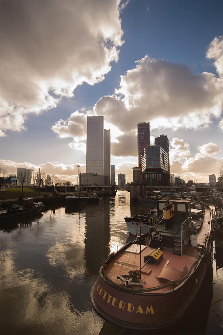 Beursstand huren Rotterdam