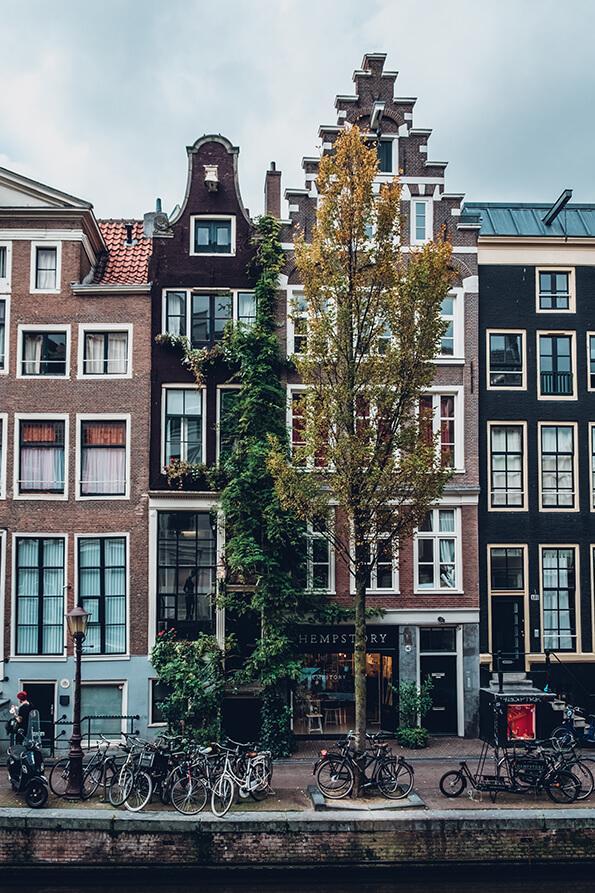 Beursstand huren in Amsterdam